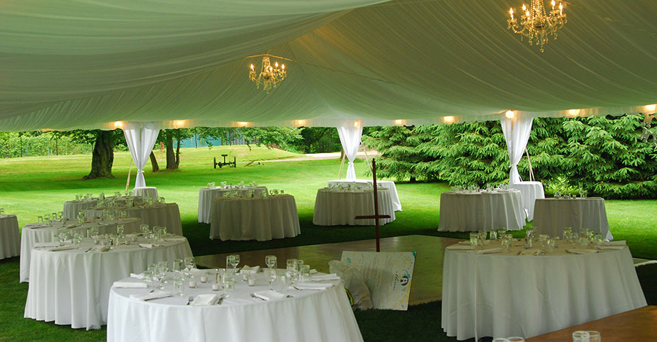 Good Frame and Pole Tents