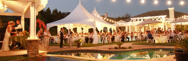 Party Tents in Los Angeles