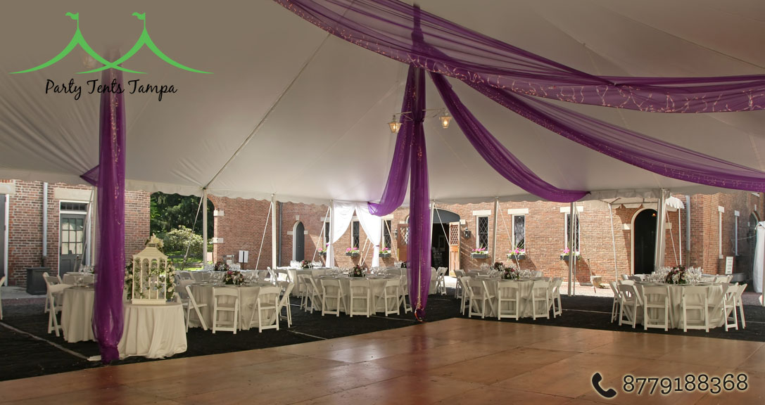 Party Tents in San Diego