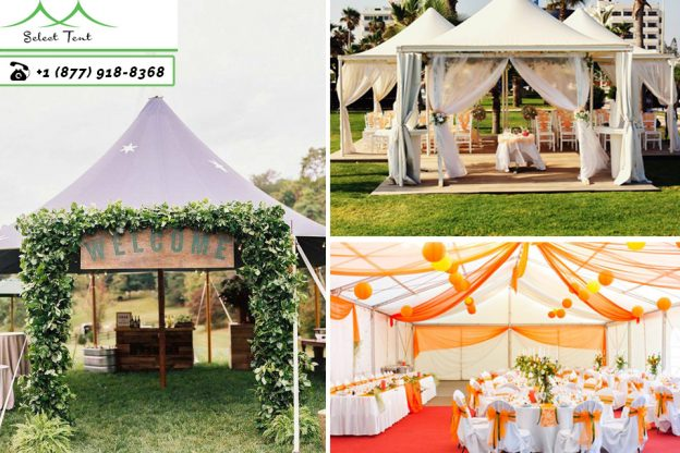 How to Select Party Tents for Sale in Tampa