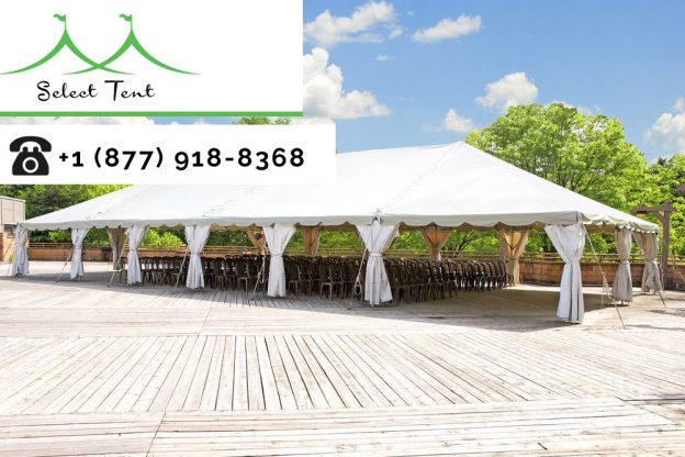When Your Business Needs Commercial Party Tents