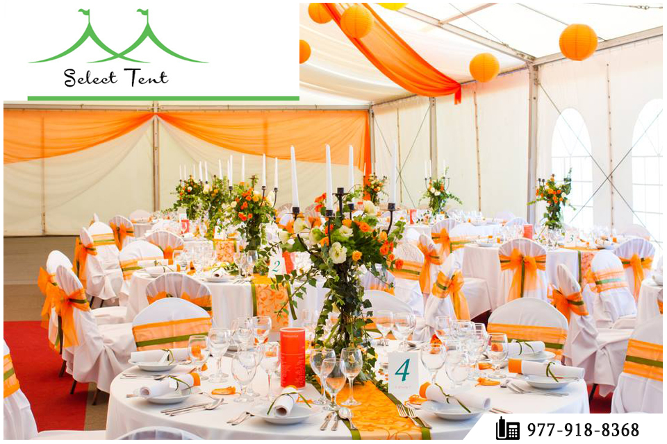 Selecting Party Tents in San Diego
