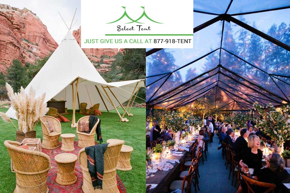 Find Affordable Tents in Tampa, Florida