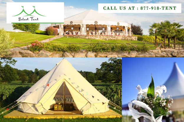 Enjoy the summer in Style with Party Tents for Sale in Tampa
