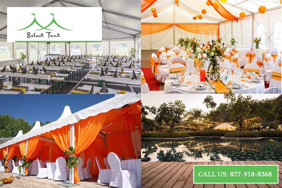 What Affordable Tents Do You Need for Your Event in Tampa Florida?