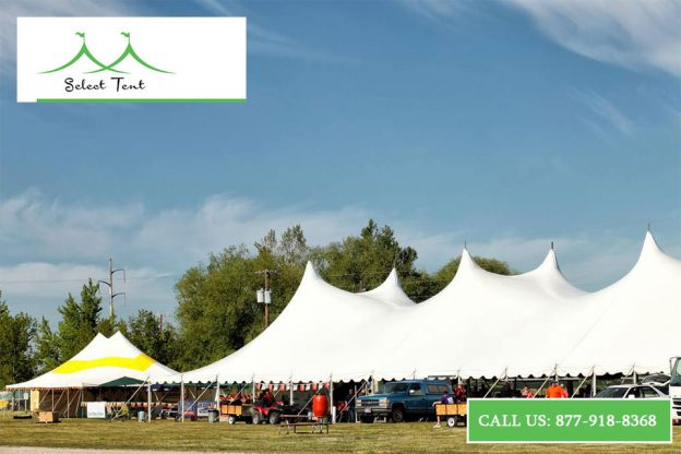 How to Maintain Affordable Tents in Tampa Florida?