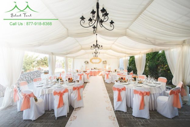 An Outdoor Wedding Venue